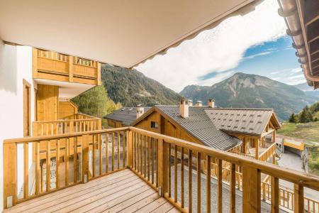 Vacances en montagne Appartement 2 pièces 4 personnes (B11) - Résidence les Balcons Etoilés - Champagny-en-Vanoise - Balcon