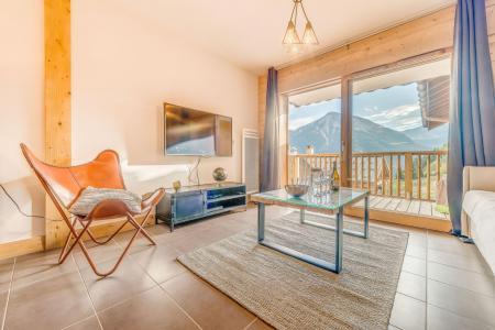 Vacances en montagne Appartement 2 pièces 4 personnes (B11) - Résidence les Balcons Etoilés - Champagny-en-Vanoise - Séjour
