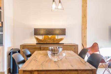 Vacances en montagne Appartement 2 pièces 4 personnes (B11) - Résidence les Balcons Etoilés - Champagny-en-Vanoise - Table