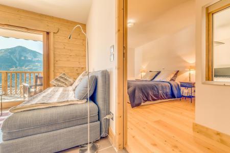 Vacances en montagne Appartement 2 pièces 4 personnes (B17) - Résidence les Balcons Etoilés - Champagny-en-Vanoise - Chambre
