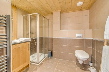 Vacances en montagne Appartement 2 pièces 4 personnes (B17) - Résidence les Balcons Etoilés - Champagny-en-Vanoise - Douche