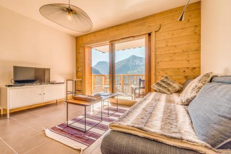 Vacances en montagne Appartement 2 pièces 4 personnes (B17) - Résidence les Balcons Etoilés - Champagny-en-Vanoise - Séjour