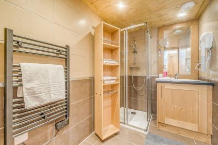 Vacances en montagne Appartement 2 pièces mezzanine 6 personnes (B15) - Résidence les Balcons Etoilés - Champagny-en-Vanoise - Douche