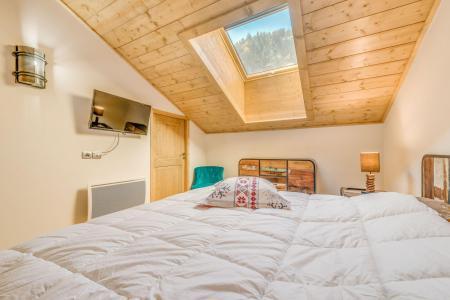 Vacances en montagne Appartement 2 pièces mezzanine 6 personnes (B15) - Résidence les Balcons Etoilés - Champagny-en-Vanoise - Lit double