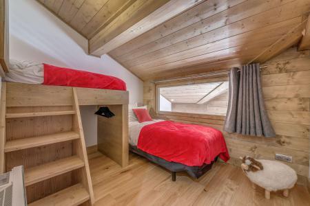 Vacances en montagne Appartement 2 pièces mezzanine 6 personnes (B22) - Résidence les Balcons Etoilés - Champagny-en-Vanoise - Chambre