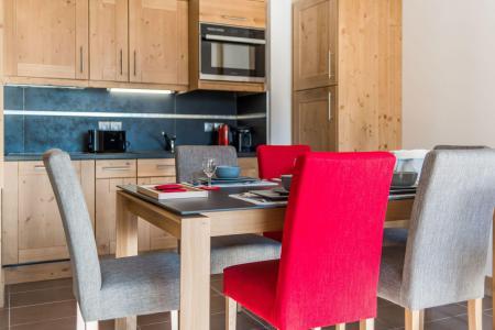Vacances en montagne Appartement 2 pièces mezzanine 6 personnes (B22) - Résidence les Balcons Etoilés - Champagny-en-Vanoise - Kitchenette