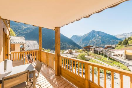 Vacances en montagne Appartement 3 pièces 6 personnes (A07) - Résidence les Balcons Etoilés - Champagny-en-Vanoise - Balcon