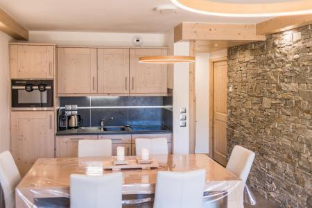 Vacances en montagne Appartement 3 pièces 6 personnes (A07) - Résidence les Balcons Etoilés - Champagny-en-Vanoise - Kitchenette