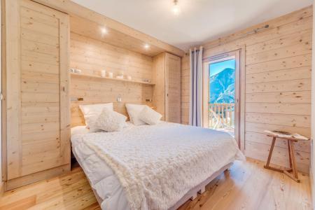 Vacances en montagne Appartement 3 pièces 6 personnes (A07) - Résidence les Balcons Etoilés - Champagny-en-Vanoise - Lit double
