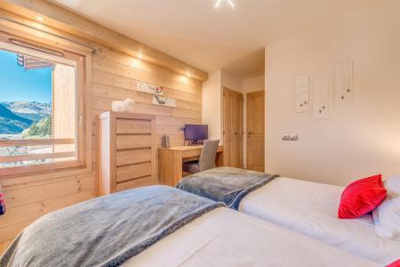 Vacances en montagne Appartement 3 pièces 6 personnes (A07) - Résidence les Balcons Etoilés - Champagny-en-Vanoise - Lit simple