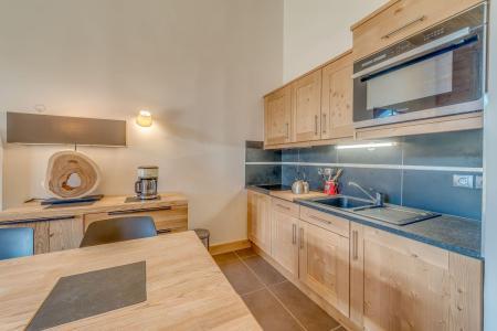 Vacances en montagne Appartement 3 pièces 6 personnes (A12) - Résidence les Balcons Etoilés - Champagny-en-Vanoise - Kitchenette