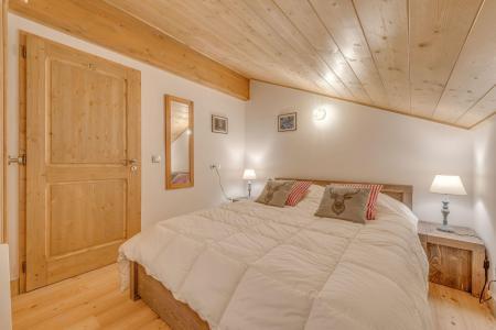 Vacances en montagne Appartement 3 pièces 6 personnes (A12) - Résidence les Balcons Etoilés - Champagny-en-Vanoise - Lit double
