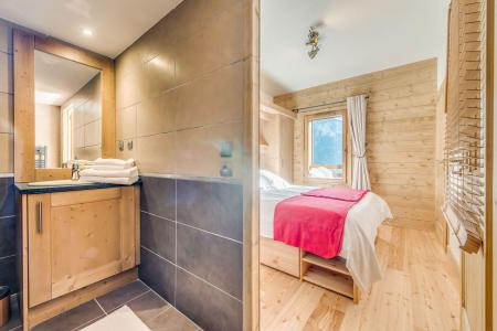 Vacances en montagne Appartement 3 pièces 6 personnes (A18) - Résidence les Balcons Etoilés - Champagny-en-Vanoise - Chambre