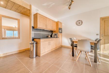 Vacances en montagne Appartement 3 pièces 6 personnes (A18) - Résidence les Balcons Etoilés - Champagny-en-Vanoise - Kitchenette