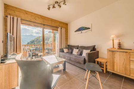 Vacances en montagne Appartement 3 pièces 6 personnes (A18) - Résidence les Balcons Etoilés - Champagny-en-Vanoise - Séjour