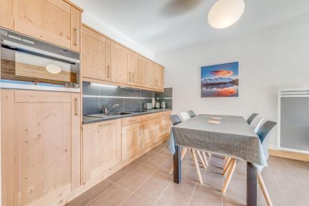Vacances en montagne Appartement 3 pièces 6 personnes (A19) - Résidence les Balcons Etoilés - Champagny-en-Vanoise - Kitchenette