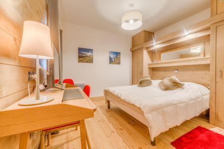 Vacances en montagne Appartement 3 pièces 6 personnes (A19) - Résidence les Balcons Etoilés - Champagny-en-Vanoise - Lit double