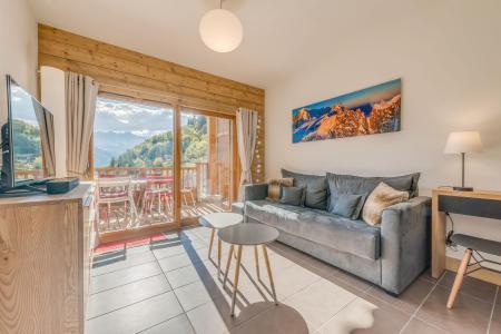 Vacances en montagne Appartement 3 pièces 6 personnes (A19) - Résidence les Balcons Etoilés - Champagny-en-Vanoise - Séjour