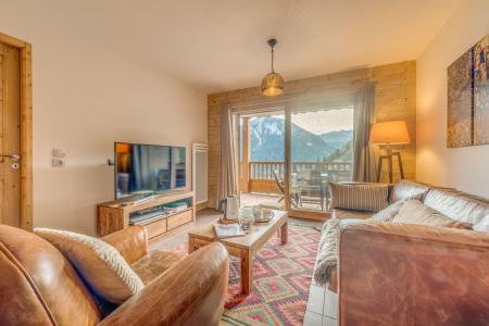 Vacances en montagne Appartement 3 pièces 6 personnes (B08) - Résidence les Balcons Etoilés - Champagny-en-Vanoise - Canapé