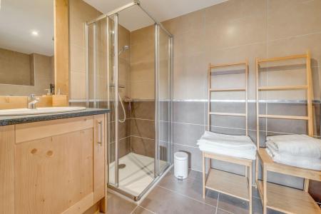 Vacances en montagne Appartement 3 pièces 6 personnes (B08) - Résidence les Balcons Etoilés - Champagny-en-Vanoise - Douche