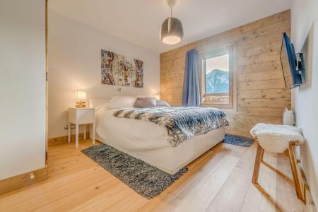 Vacances en montagne Appartement 3 pièces 6 personnes (B08) - Résidence les Balcons Etoilés - Champagny-en-Vanoise - Lit double