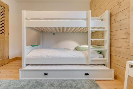 Vacances en montagne Appartement 3 pièces 6 personnes (B08) - Résidence les Balcons Etoilés - Champagny-en-Vanoise - Lits superposés