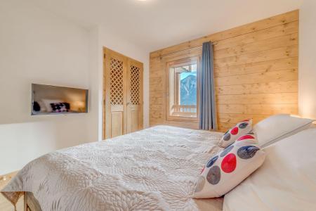 Vacances en montagne Appartement 3 pièces 6 personnes (B09) - Résidence les Balcons Etoilés - Champagny-en-Vanoise - Lit double