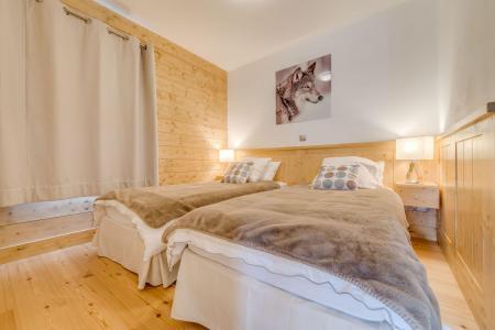 Vacances en montagne Appartement 3 pièces 6 personnes (B09) - Résidence les Balcons Etoilés - Champagny-en-Vanoise - Lit simple