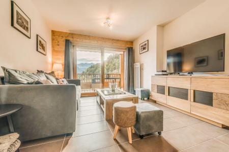 Vacances en montagne Appartement 3 pièces 6 personnes (B09) - Résidence les Balcons Etoilés - Champagny-en-Vanoise - Séjour