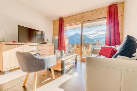 Vacances en montagne Appartement 3 pièces 6 personnes (B12) - Résidence les Balcons Etoilés - Champagny-en-Vanoise - Séjour