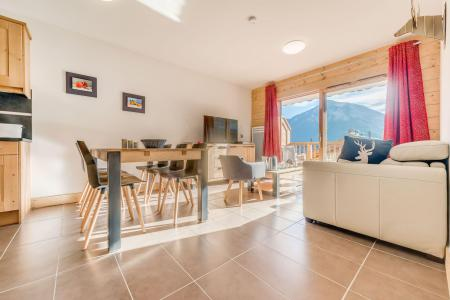 Vacances en montagne Appartement 3 pièces 6 personnes (B12) - Résidence les Balcons Etoilés - Champagny-en-Vanoise - Table