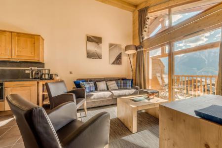 Vacances en montagne Appartement 4 pièces 8 personnes (A13) - Résidence les Balcons Etoilés - Champagny-en-Vanoise - Canapé