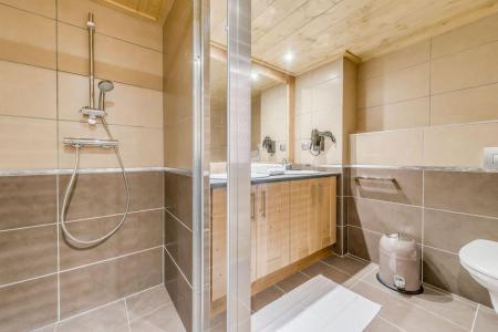 Vacances en montagne Appartement 4 pièces 8 personnes (A13) - Résidence les Balcons Etoilés - Champagny-en-Vanoise - Douche