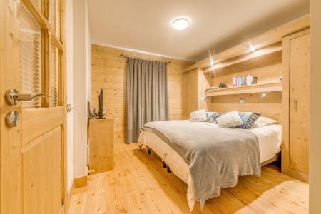 Vacances en montagne Appartement 4 pièces 8 personnes (A13) - Résidence les Balcons Etoilés - Champagny-en-Vanoise - Lit double