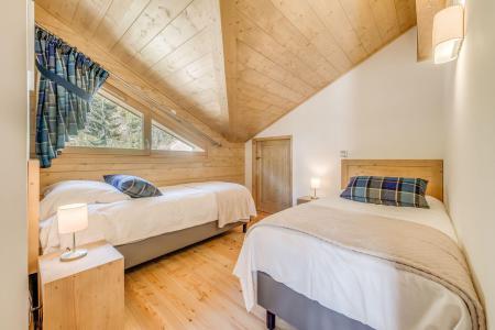 Vacances en montagne Appartement 4 pièces 8 personnes (A13) - Résidence les Balcons Etoilés - Champagny-en-Vanoise - Lit simple
