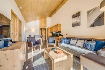 Vacances en montagne Appartement 4 pièces 8 personnes (A13) - Résidence les Balcons Etoilés - Champagny-en-Vanoise - Séjour
