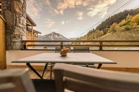 Vacances en montagne Appartement 4 pièces 8 personnes (B02) - Résidence les Balcons Etoilés - Champagny-en-Vanoise - Balcon