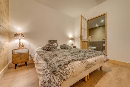 Vacances en montagne Appartement 4 pièces 8 personnes (B02) - Résidence les Balcons Etoilés - Champagny-en-Vanoise - Chambre