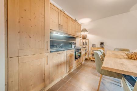 Vacances en montagne Appartement 4 pièces 8 personnes (B02) - Résidence les Balcons Etoilés - Champagny-en-Vanoise - Kitchenette
