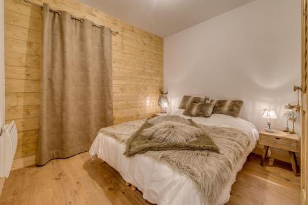 Vacances en montagne Appartement 4 pièces 8 personnes (B02) - Résidence les Balcons Etoilés - Champagny-en-Vanoise - Lit double