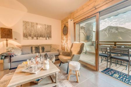 Vacances en montagne Appartement 4 pièces 8 personnes (B02) - Résidence les Balcons Etoilés - Champagny-en-Vanoise - Séjour