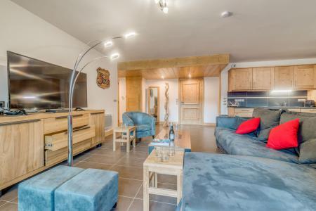 Vacances en montagne Appartement 4 pièces 8 personnes (B03) - Résidence les Balcons Etoilés - Champagny-en-Vanoise - Canapé