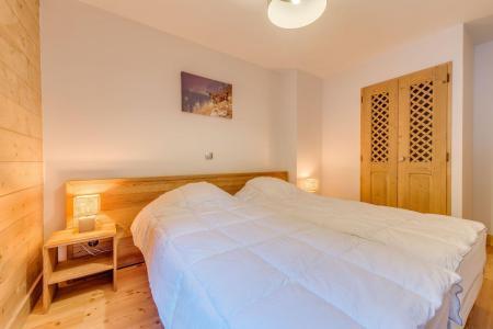 Vacances en montagne Appartement 4 pièces 8 personnes (B03) - Résidence les Balcons Etoilés - Champagny-en-Vanoise - Lit double