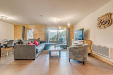 Vacances en montagne Appartement 4 pièces 8 personnes (B03) - Résidence les Balcons Etoilés - Champagny-en-Vanoise - Séjour