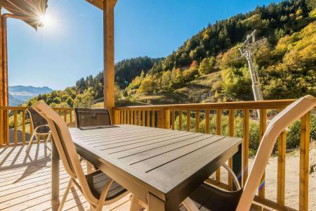 Vacances en montagne Appartement 4 pièces 8 personnes (B21) - Résidence les Balcons Etoilés - Champagny-en-Vanoise - Balcon