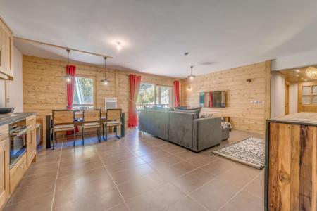 Vacances en montagne Appartement 4 pièces 8 personnes (B21) - Résidence les Balcons Etoilés - Champagny-en-Vanoise - Canapé-lit