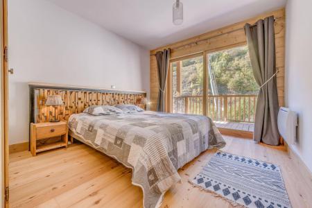 Vacances en montagne Appartement 4 pièces 8 personnes (B21) - Résidence les Balcons Etoilés - Champagny-en-Vanoise - Lit double