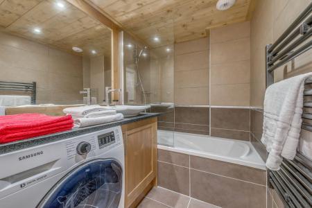 Vacances en montagne Appartement 4 pièces 8 personnes (B21) - Résidence les Balcons Etoilés - Champagny-en-Vanoise - Salle de bains