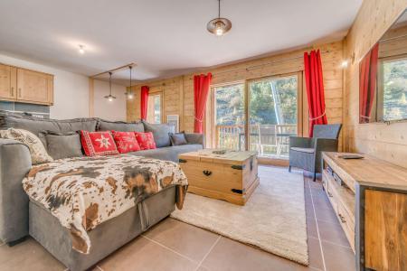 Vacances en montagne Appartement 4 pièces 8 personnes (B21) - Résidence les Balcons Etoilés - Champagny-en-Vanoise - Séjour