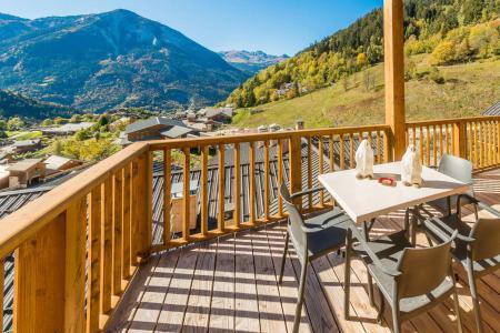 Vacances en montagne Appartement duplex 4 pièces 10 personnes (B24) - Résidence les Balcons Etoilés - Champagny-en-Vanoise - Balcon